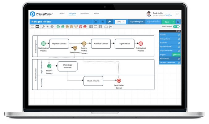 ProcessMaker BPM Process Design Demonstration Videos
